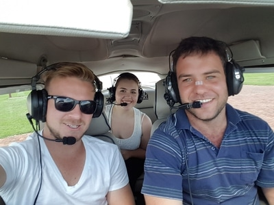 Learn to fly, Pilot licence, South Africa
