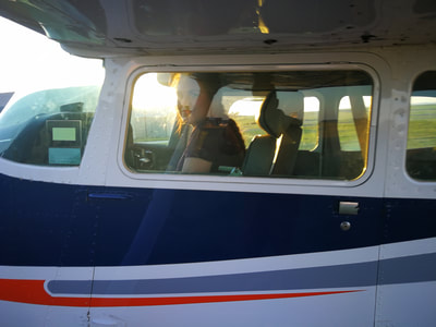 First Solo - Private Pilot Licence - South Africa
